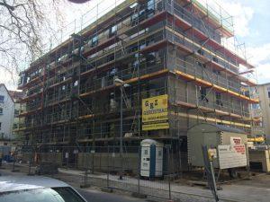 Bauunternehmen Braunschweig neubau eines 7 familienhauses mit tiefgarage braunschweig