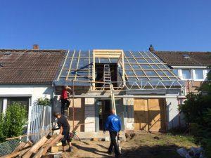Bauunternehmen Braunschweig anbau und sanierung eines einfamilienhauses braunschweig